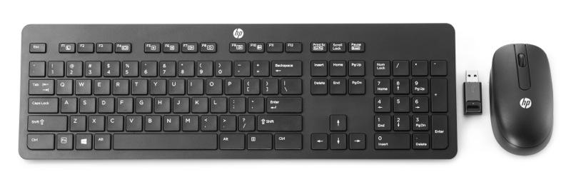 21e4567d6b1 Digimarket.ee - Arvutite lisaseadmed > Juhtmevaba HP Slim Klaviatuur +  hiir, EST